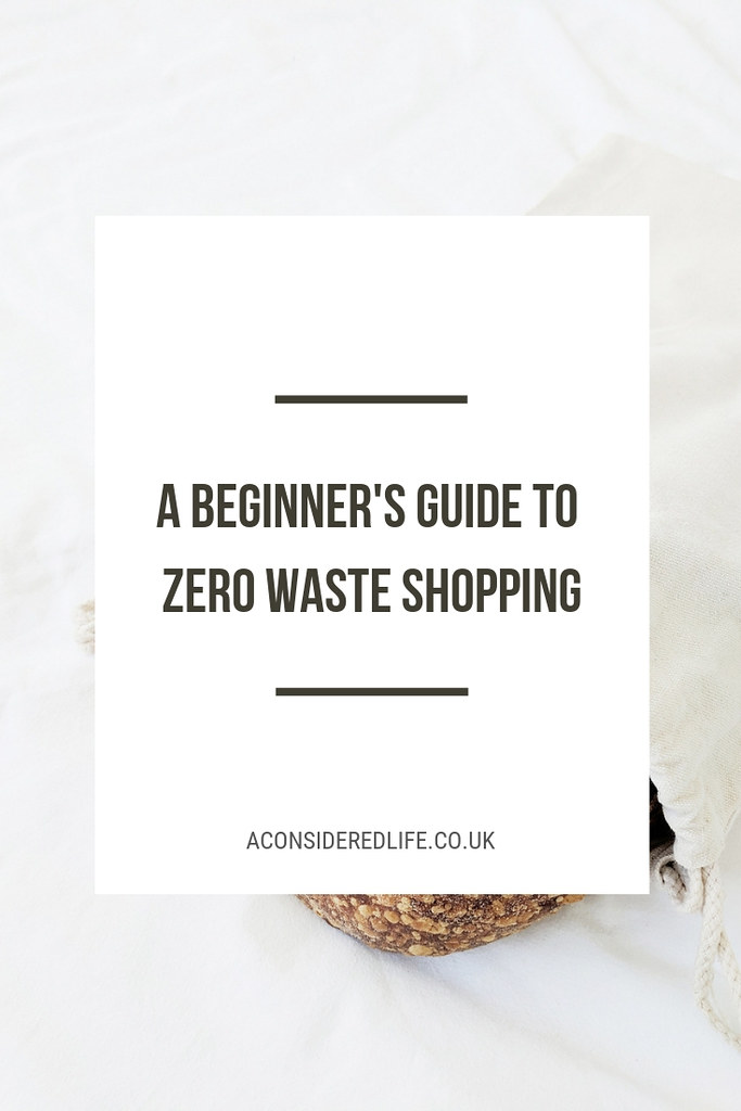A Beginner's Guide To Zero Waste