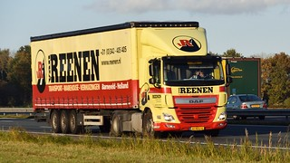 Van Reenen Barneveld.Van Reenen Transport Barneveld Daf Cf 61 Bdj 6 Ankie Van