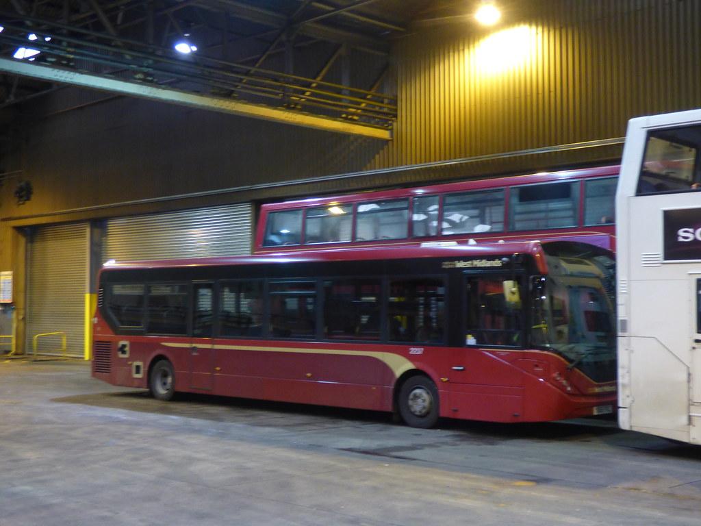 Yardley Wood Bus Garage 80th Birthday I Went To The Yardle Flickr