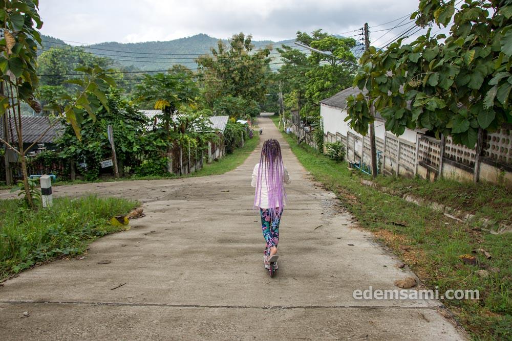 Хоумстей Санкампхэнг Чиангмай Таиланд где остановиться
