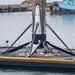 Eshail2 Falcon9 returns to port