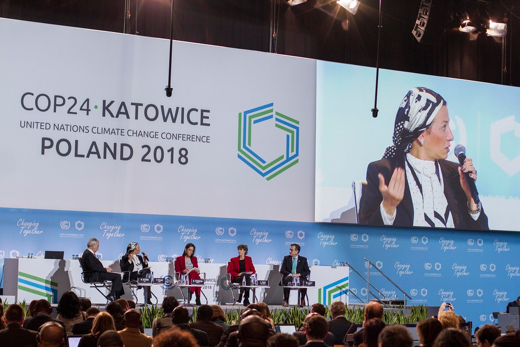 COP24會議現場。圖片來源:UNFCCC