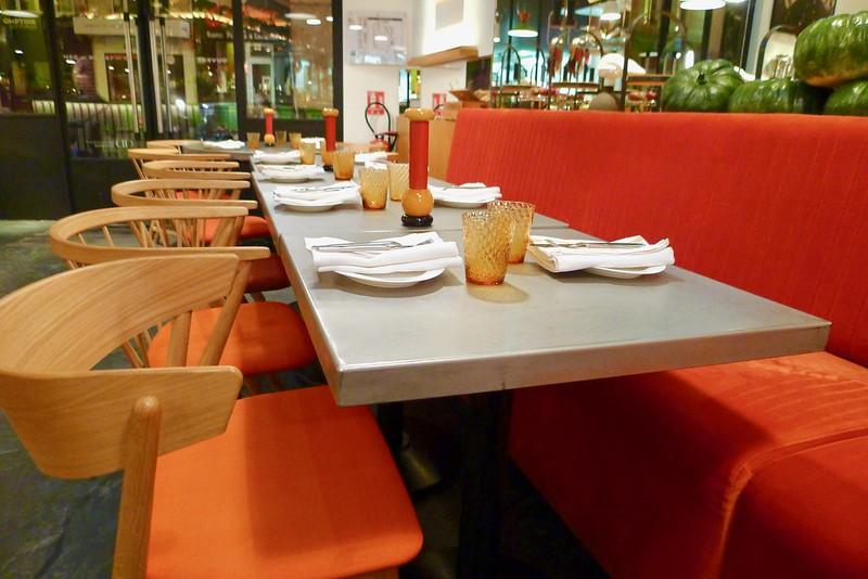 Restaurant Cucina Mutualité, Alain Ducasse, Paris