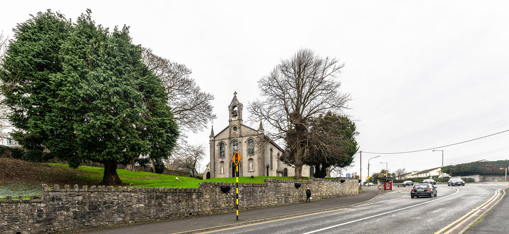 OUR LADY'S NATIVITY CHURCH [LEIXLIP COUNTY KILDARE] 001