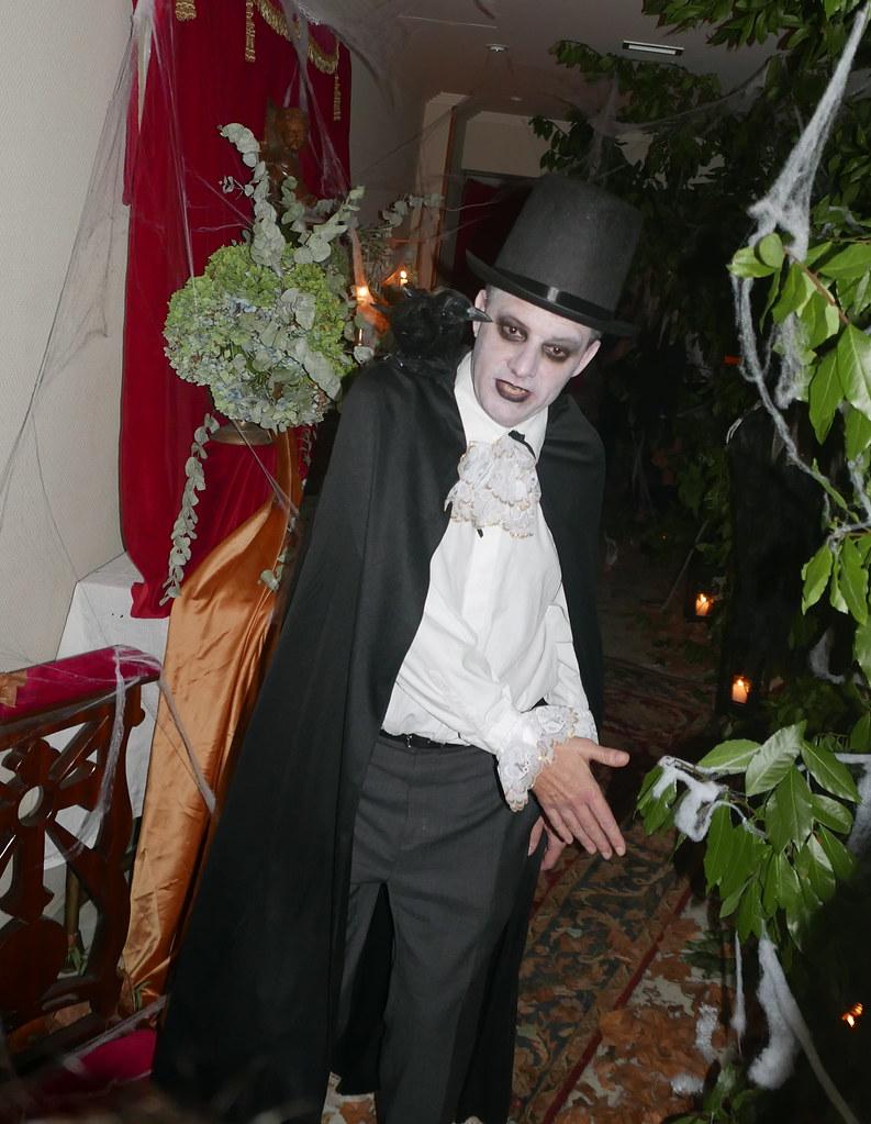 Halloween en el Hotel Carlos I Silgar