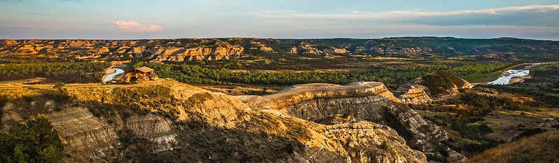best places to visit in North Dakota