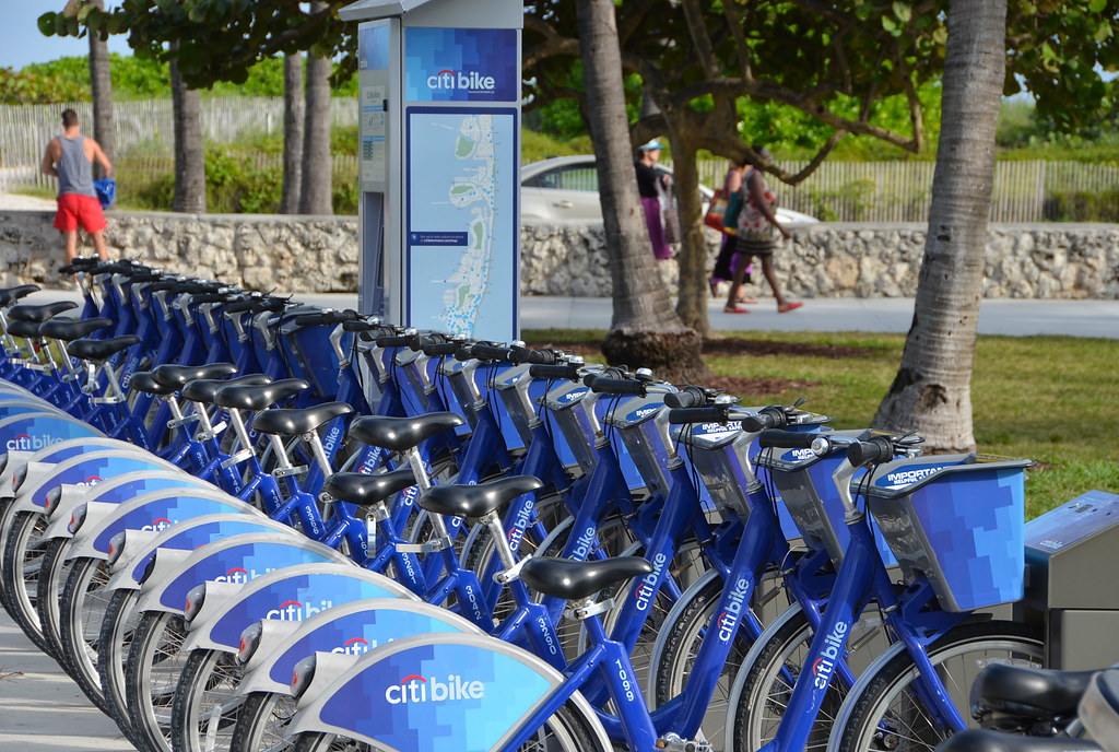 Citi Bike Miami >> Citi Bike Miami Beach Citi Bike Station South Beach Miami Flickr