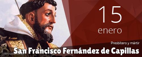 San Francisco Fernández de Capillas