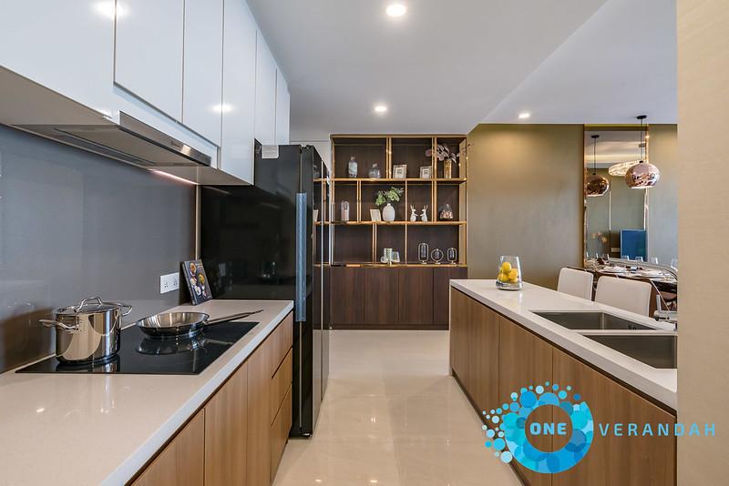 Kitchen 3BR