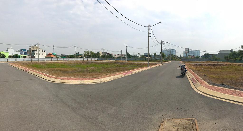 Hình ảnh thực tế tại dự án đất nền Bình Chánh Tân Kiên 3