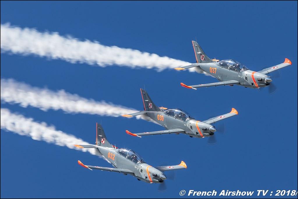 Orlik Aerobatic Team Polish Air Force Aerotorshow 2018 – Fête aérienne de Valence Chabeuil Canon Sigma France contemporary lens Meeting Aerien 2018