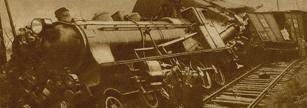 España 1933: cuando la ultraizquierda descarriló tres trenes tras una victoria electoral derechista 46218602462_d7b1659a4c_b