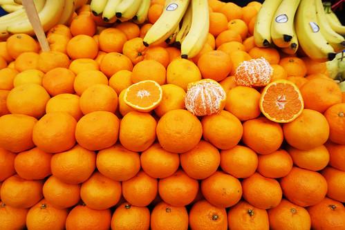 oranges in Zagreb