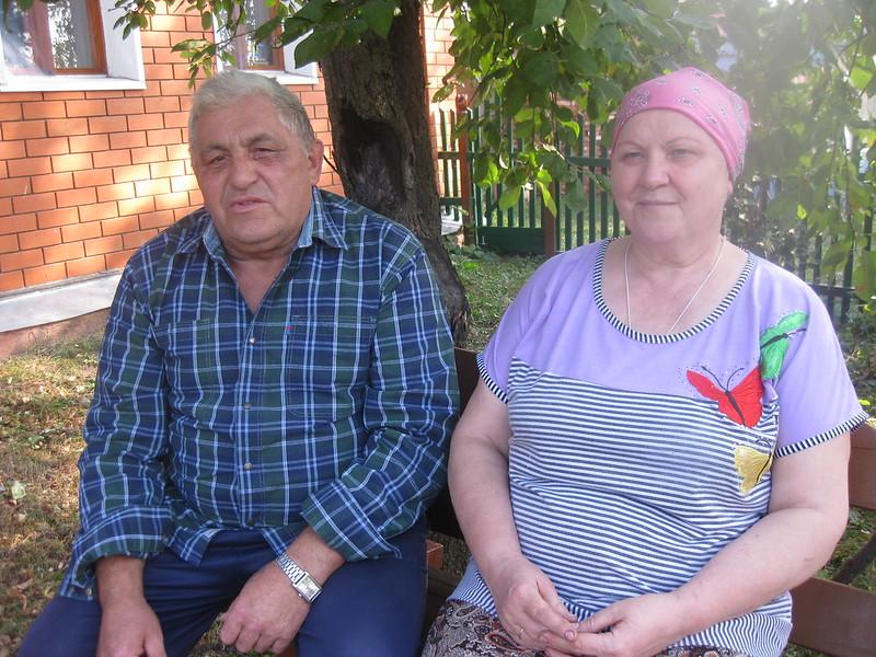 Овчинников Лёва и Копылова Любовь Семёновна