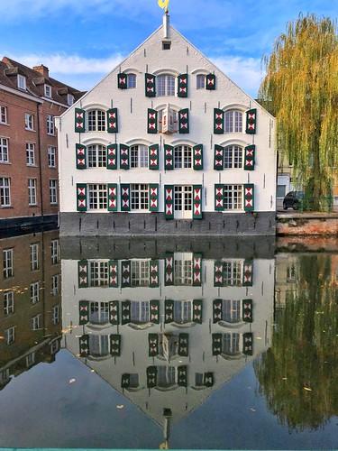 Reflejos de Lier (Flandes)