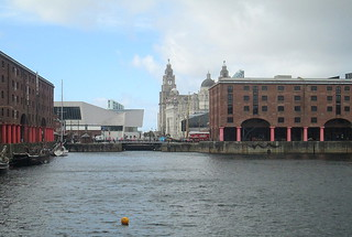 View of and from Albert Dock, Liverpool | by jackdeightonsf