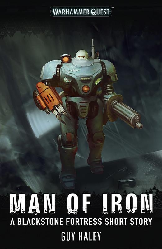 «Человек из железа», Гай Хейли | Man of Iron by Guy Haley