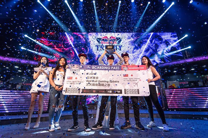 ICY成功拿到英雄聯盟3對3冠軍。(主辦單位提供)