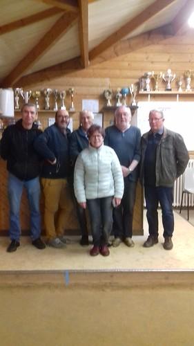 17/11/2018 - Carantec : Concours de boules plombées en doublette mêlée