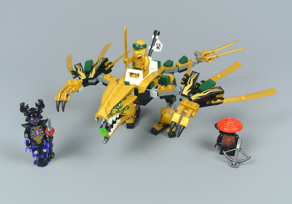 Review 70666 The Golden Dragon Brickset Lego Set Guide And Database Choose from contactless same day delivery, drive up and more. golden dragon brickset lego