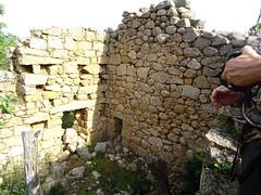 Muzzu : l'intérieur du moulin