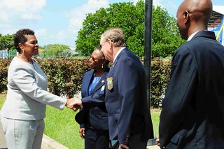 Governor General tours Barbados Olympic Association (2) | by barbadosgovernmentinformationservice