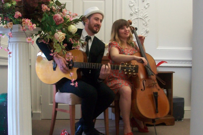 The Wedding Music Company by Guest Artists