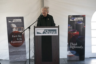 Shaw Industries Investment Celebration | by Governor Kay Ivey