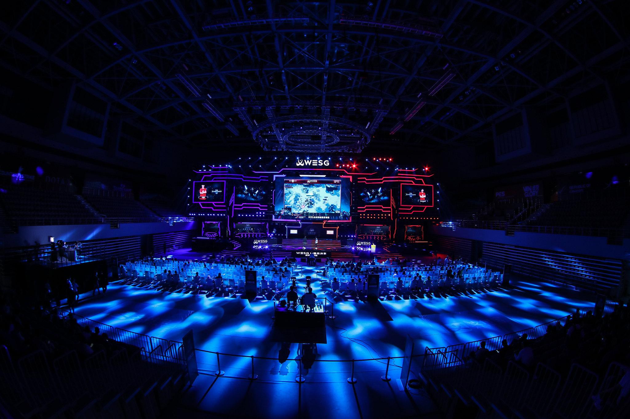 WESG.com 2017 Main Stage