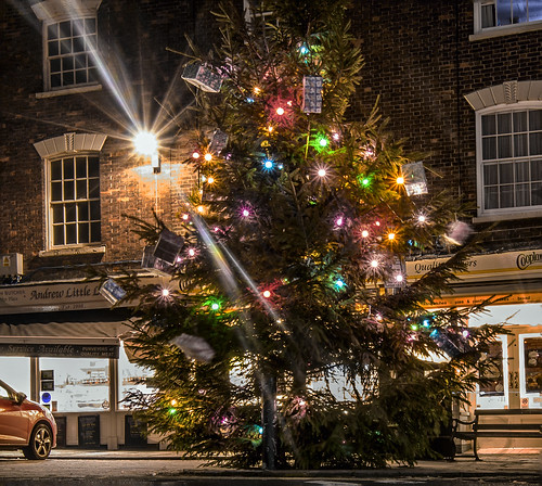 Hedon Christmas Tree 2018 | by Ray Duffill