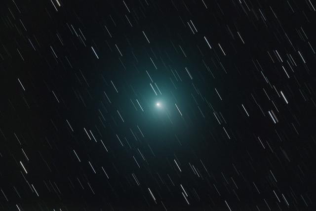 VCSE – 46P/Wirtanen üstökös – Ágoston Zsolt felvétele