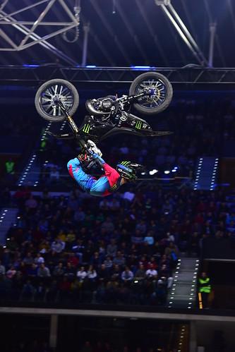 Taka Higashino, X-Gravity FMX, Navarra Arena 2018