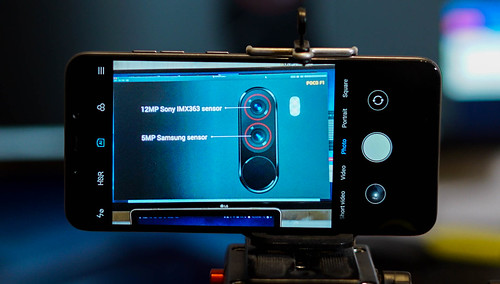 Xiaomi Pocofone F1   geriausia kamera pigiame telefone?