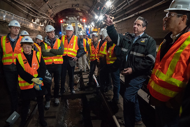 A deep dive into Gov  Cuomo's move to force the MTA to