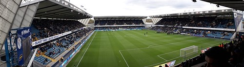 Millwall v Ipswich Town, The New Den, SkyBet Championship, Saturday 27th October 2018 | by CDay86