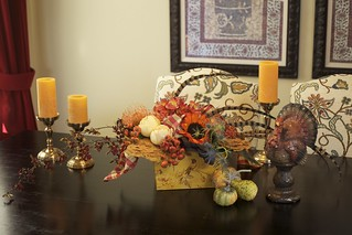 Thanksgiving Flowers -  - Photo Courtesy Suzie Kostick  Photo Courtesy Suzie Kostick, AIFD, CF, PFCI | by Flower Factor