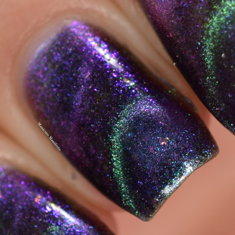 Bees Knees Lacquer The Magician swatch