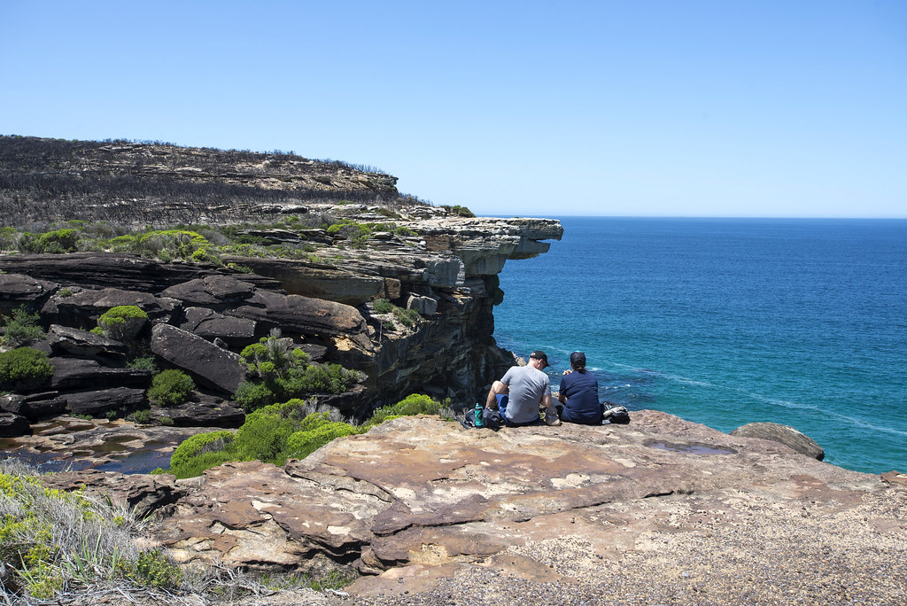 Eagle Rock, Royal National Park
