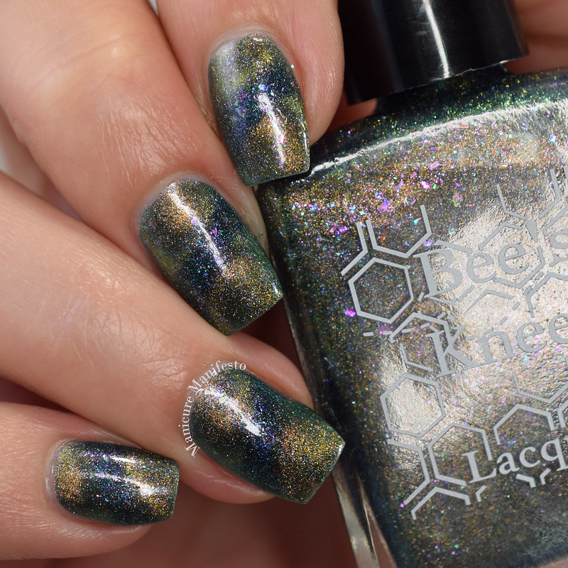 Bees Knees Lacquer The World