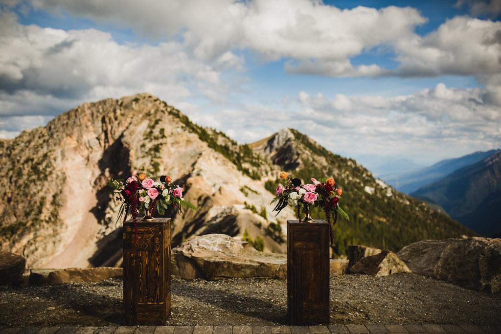 ... Calgaryweddingflorist Kicking Horse Mountain Wedding, Outdoor Ceremony,  Flowers By Janie | By Calgaryweddingflorist