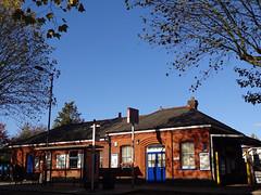 Picture of Grange Park Station