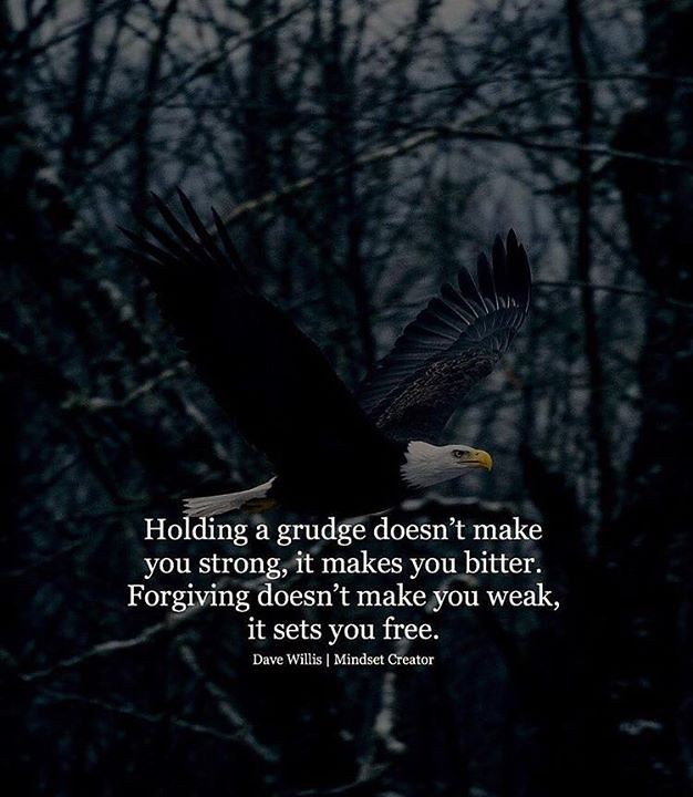 Best Positive Quotes Holding A Grudge Doesnt Make You St Flickr