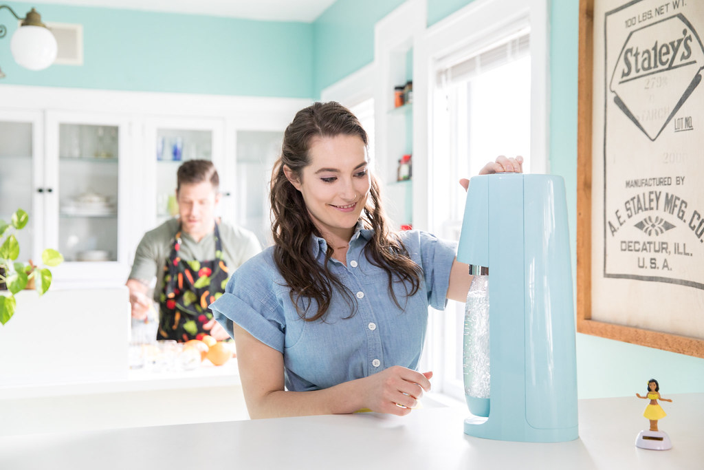 All I want for Christmas is a SodaStream sparkling water maker - Alvinology