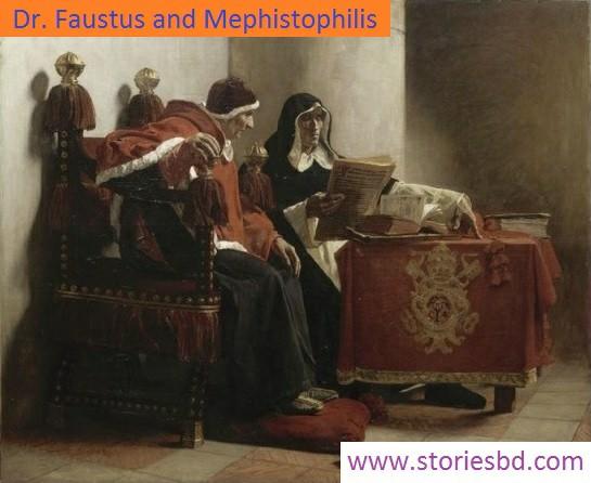 dr. faustus - christopher marlowe - bengali translation