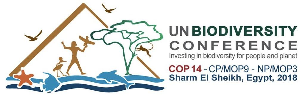 2018年的CBD COP14 於埃及舉