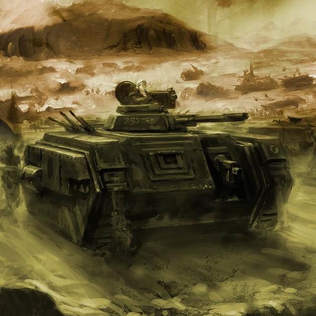 Tallarn Desert Raiders