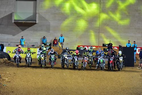 SX1, Supercross & Freestyle Barcelona, Palau Sant Jordi 2018