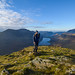 Borrowdale Hike via Fleetwith Pike + Haystacks Lake District DSC_2044