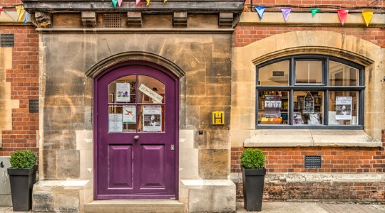 best places to visit in Oxford, U.K