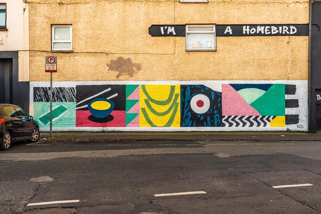 BLACKPITTS AREA OF DUBLIN - MILL STREET HOUSE 001